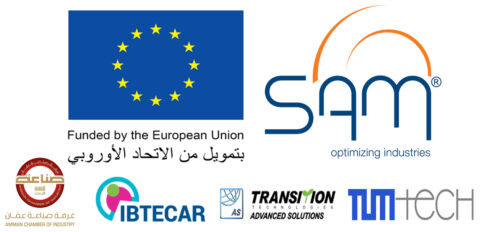 The EU and SAM Engineering Consortium to establish a Jordan Industry 4.0 Innovation Center